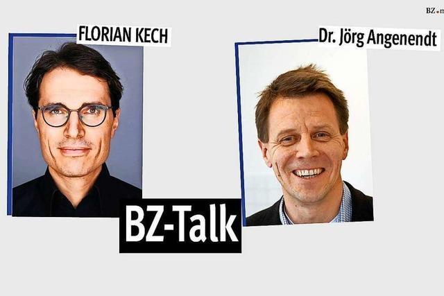 BZ-Talk: Wie Angst in der Pandemie den Alltag beeinflusst