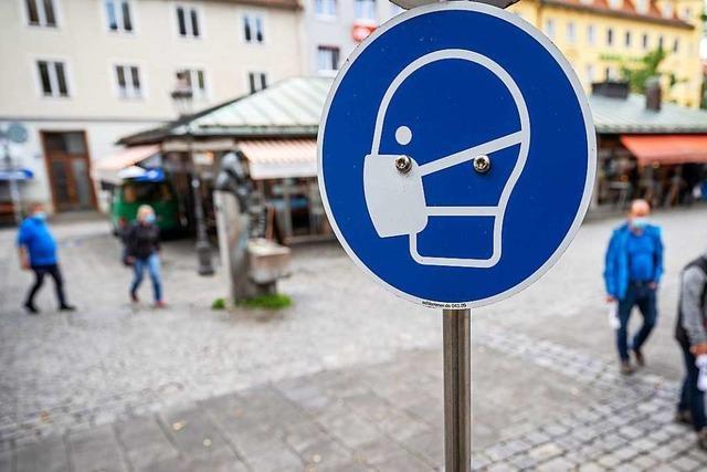 München hebt Maskenpflicht in der Innenstadt auf und lockert Kontaktbeschränkungen