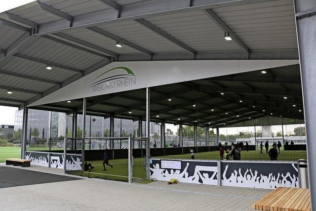 Eine Sporthalle für alle Kinder und Jugendlichen
