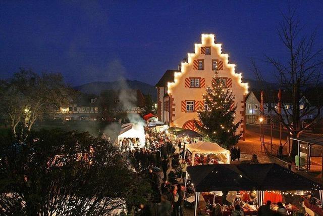 Der Friesenheimer Weihnachtsmarkt findet nicht statt