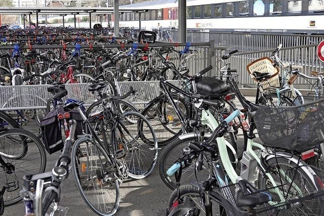 Mit Videoüberwachung gegen Fahrraddiebe
