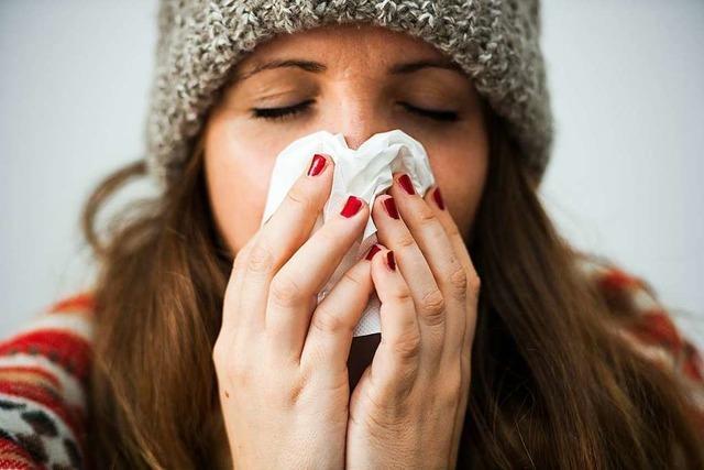 Erkältet in der Pandemie: Abstand halten ist wichtiger denn je