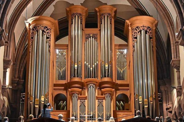 Orgelreihe in der Freiburger Pfarrkirche St. Johann findet nicht statt