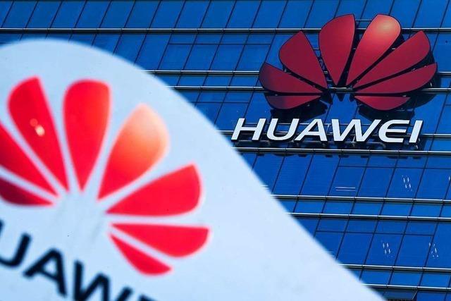 Die erste Huawei-Fabrik außerhalb Chinas soll bei Straßburg entstehen