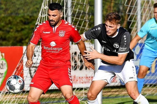 FV Lörrach-Brombach gibt 3:1-Führung beim SV Linx aus der Hand