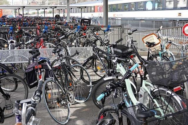 Rheinfelden Schweiz setzt Videoüberwachung gegen Fahrraddiebe ein