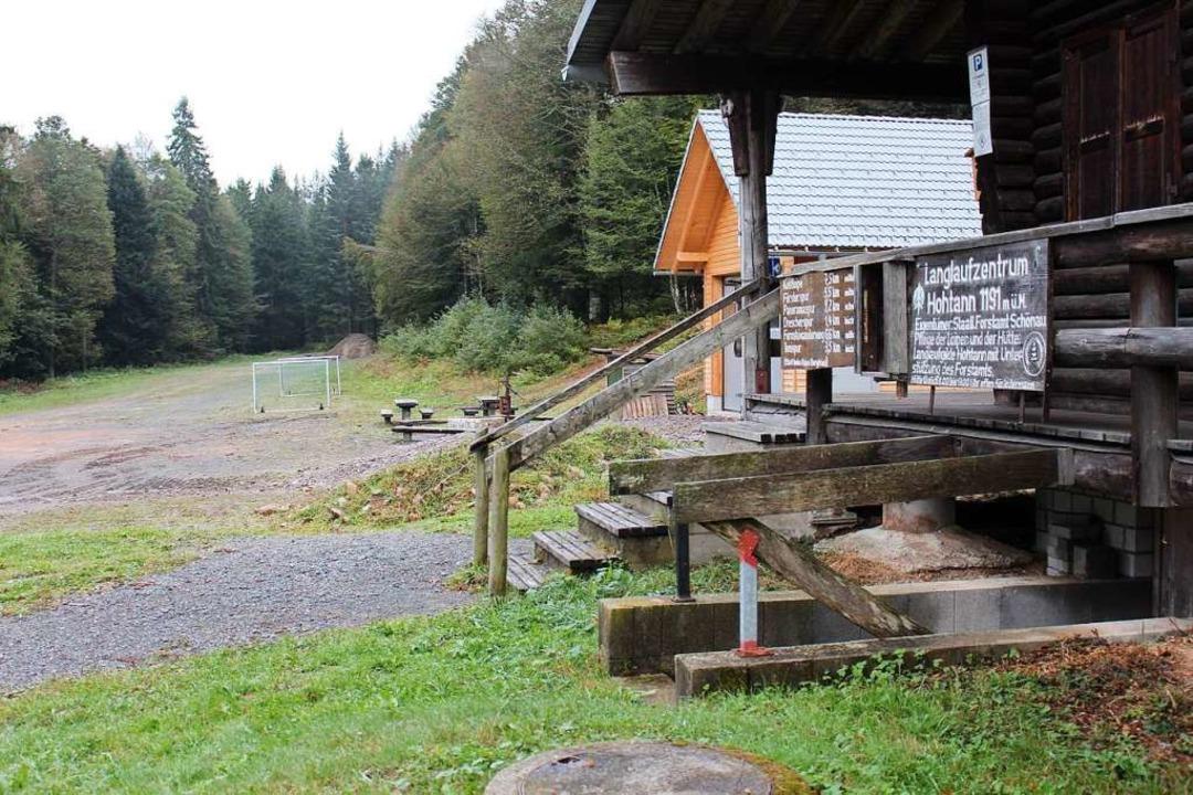 Das Langlaufzentrum war im Sommer imme...nbully. Er war nur 16 Tage im Einsatz.    Foto: Martin Klabund