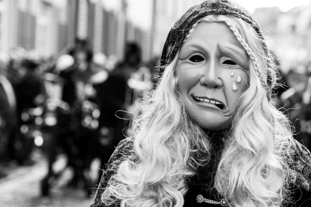 So traurig: Keine großen Umzüge  | Foto: Carlotta Huber