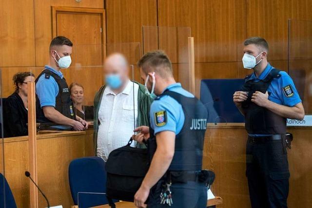 Mitangeklagter in Lübcke-Prozess wird aus Untersuchungshaft entlassen