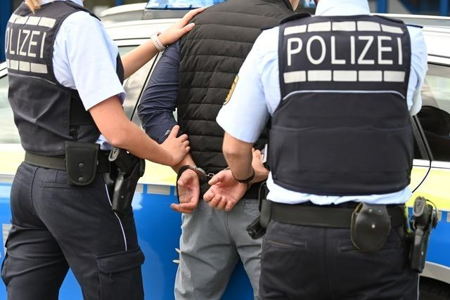 Drei mutmaßliche Drahtzieher einer Diebesbande in Bad Säckingen festgenommen