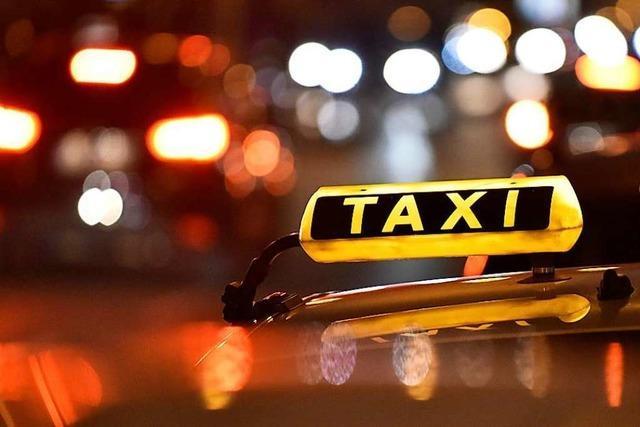 Amtsgericht Freiburg hebt Fahrverbot für rasenden Taxiunternehmer auf