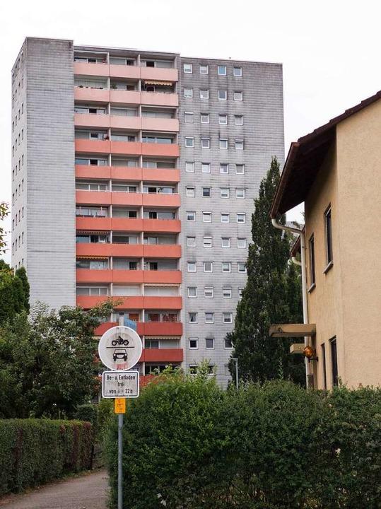 Im Emmendinger Stadtteil Bürkle-Bleich...mbolfoto) kam es zu einem Großeinsatz.    Foto: Patrik Müller