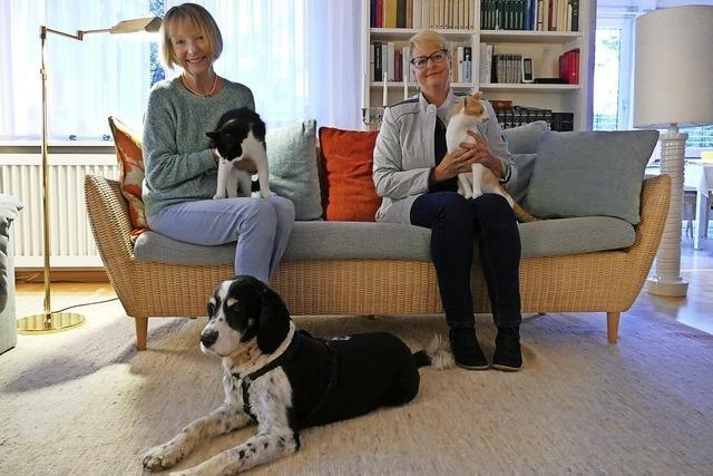 Mehr als 60 Jahre eine Hilfe für Tiere