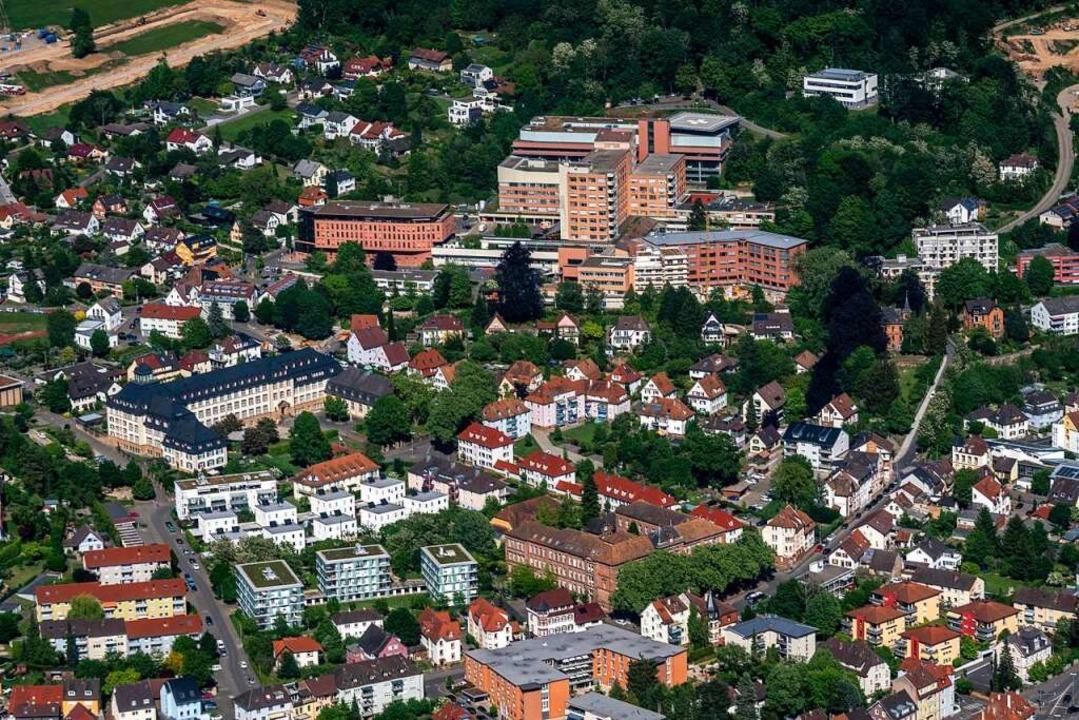 In der Hochphase der Corona-Pandemie i...nau-Klinikum in Lahr sehr viel zu tun.  | Foto: Martin Bildstein copyright