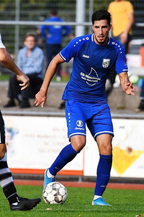 Beim FC Waldkirch wieder eine Option für die Startelf? Angreifer Josef Tohmaz    Foto: Achim Keller