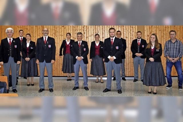 Helmut Vetter übernimmt Vorsitz des Musikvereins