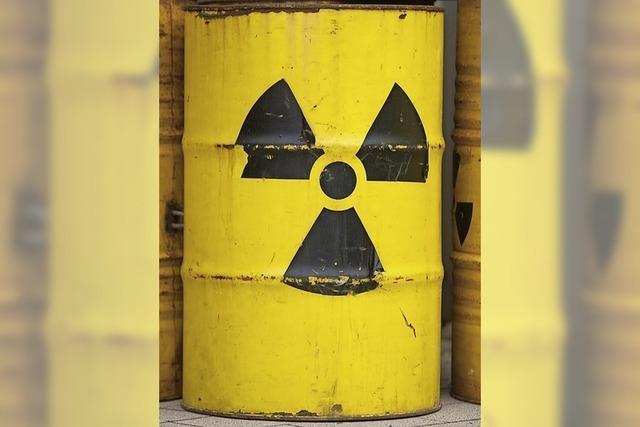 Für Atomendlager geeignete Region
