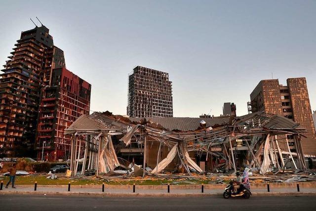 Armut, Corona, Explosion: Expertin spricht in Müllheim über die Lage im Libanon