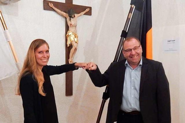 Die neue Kolping-Vorsitzende in Freiburg-St. Georgen ist 28 Jahre jung