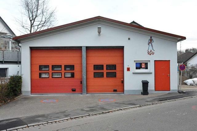 Ein gemeinsames Feuerwehrhaus für Märkt, Ötlingen und Haltingen