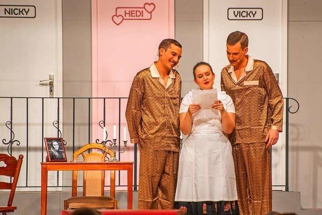 Trachtenkapelle Schuttertal sagt Operette für dieses Jahr ab
