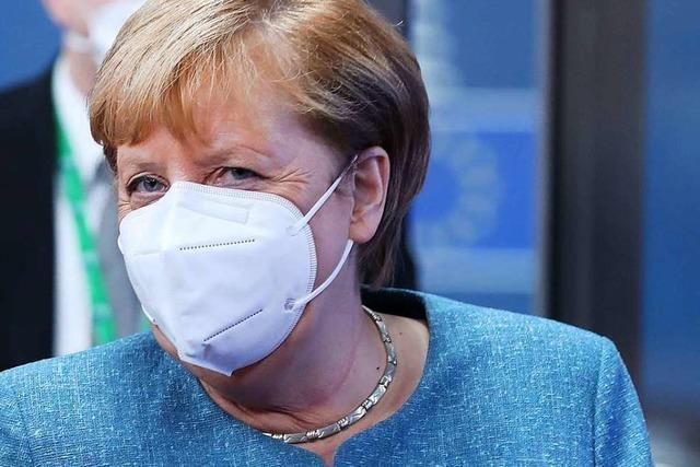 Kanzlerin Merkel würdigt Lebensleistung der Ostdeutschen