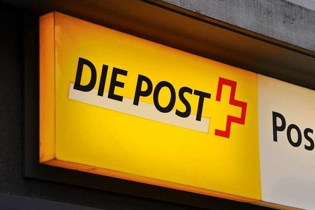 Basler Postboten klingeln bei Senioren auf Wunsch regelmäßig