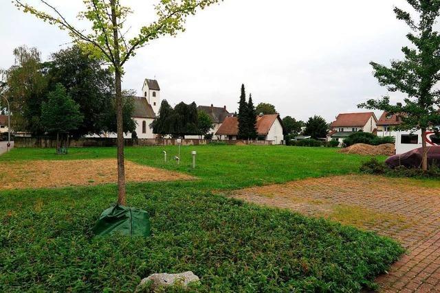 In Steinenstadt entsteht ein inklusiver Spielplatz mit Generationentreff