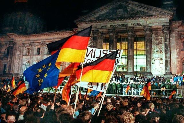 30 Jahre Wiedervereinigung – wir sollten den Blick nach vorn richten