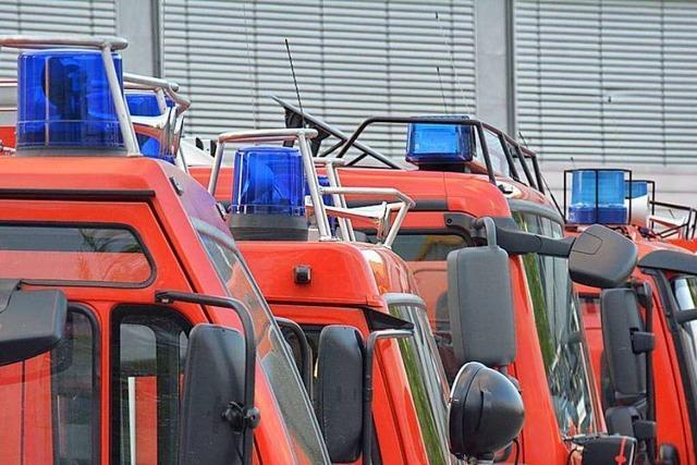 Die Erneuerung des Feuerwehr-Unimogs ist fast abgeschlossen