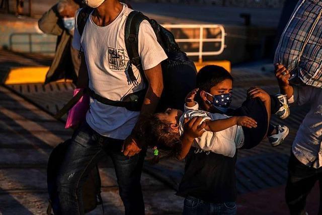 Löffingen will bis zu sieben Flüchtlinge aus Moria aufnehmen
