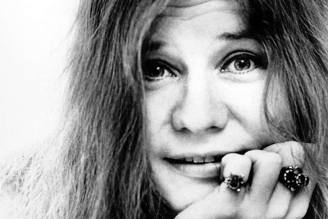 Janis Joplin fing den Geist Hippies ein wie keine andere