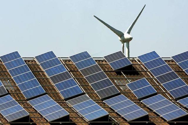 Photovoltaik hat in Südbaden Industriegeschichte geschrieben