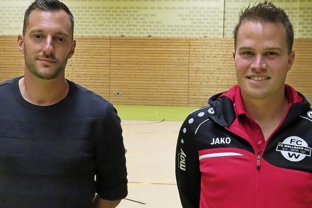 FC Wallbach läutet den Generationenwechsel ein