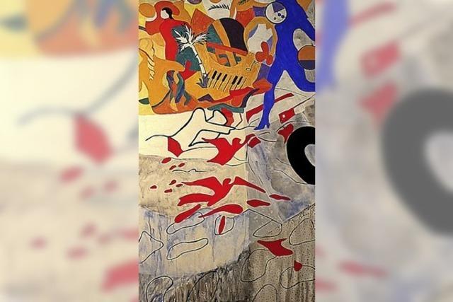 Der Kunstverein Merzhausen zeigt Werke von Heidrun Reymann