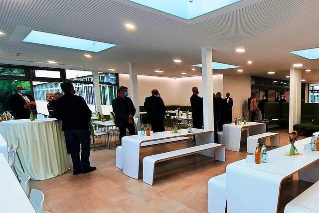 Martin-Schongauer-Gymnasium hat eine neue Mensa
