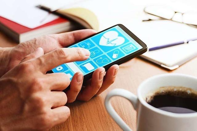 In Deutschland können Ärzte nun Apps verschreiben
