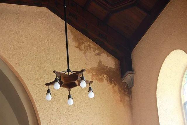 Bergkirche Schönau kann dank Finanzhilfen saniert werden