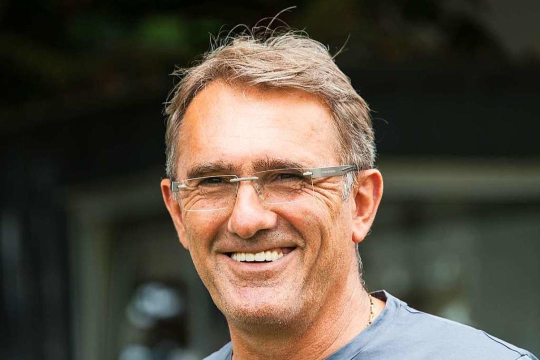 Neuer Trainer beim FC Denzlingen: Milorad Pilipovic  | Foto: Patrick Seeger