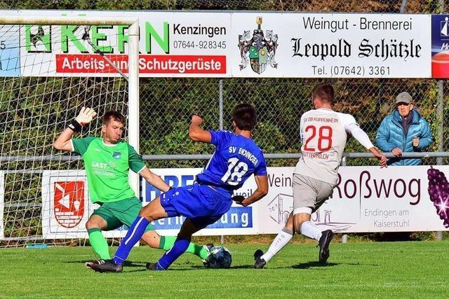 Sicherheitsdenken beherrscht Remis zwischen SV Endingen und SV Kuppenheim