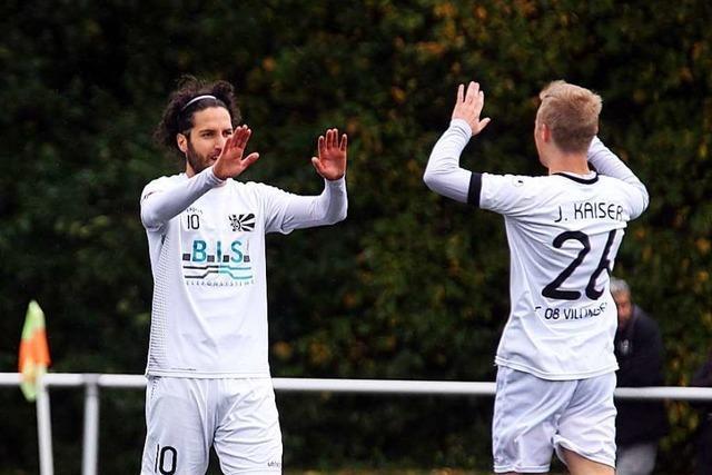 FC 08 Villingen verliert Derby beim 1. FC Rielasingen-Arlen