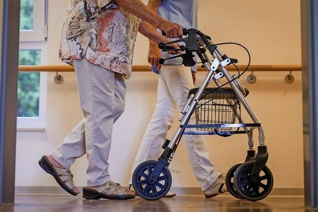 Massentests in Pflegeheimen