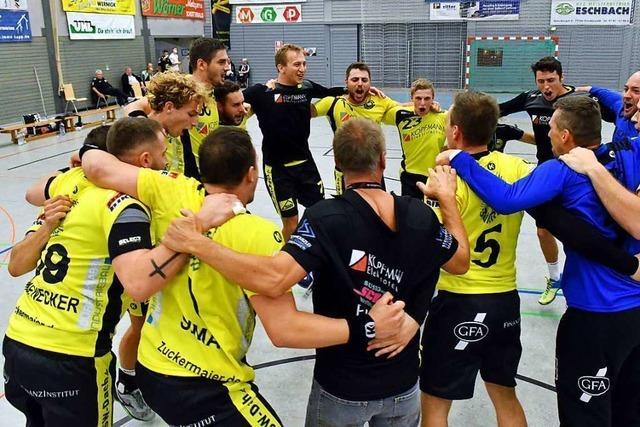 Die SG Köndringen-Teningen gewinnt klar das Oberliga-Derby beim TuS Schutterwald