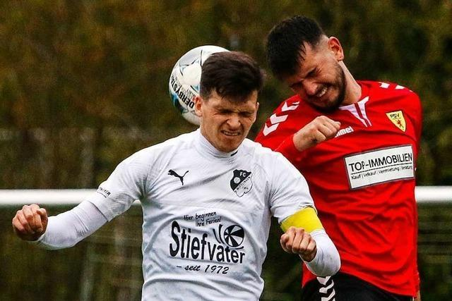 Traumtor mit dem Schlusspfiff: FSV Rheinfelden holt 3:3 beim FC Wittlingen