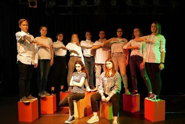 Das Theater Babel bietet wieder Workshops für Jugendliche an