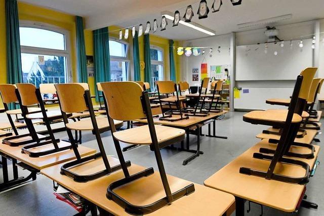 Mehr als 500 Schüler sind in Südbaden in Corona-Quarantäne