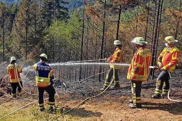 Welche Rolle spielen Löschteiche für die Feuerwehr heute noch?