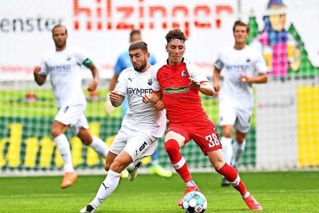 SC Freiburg verleiht Florian Kath an den 1. FC Magdeburg