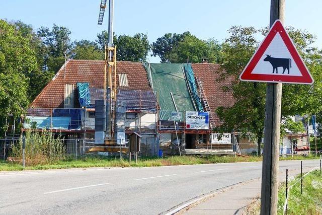Wie das alte Hotzenhaus in Murg zum Museum und Kulturzentrum umfunktioniert wird