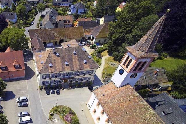 Am 14. März 2021 wird in Sulzburg ein Bürgermeister gewählt